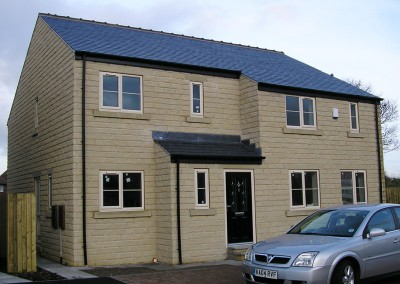 New Builds in Barnsley
